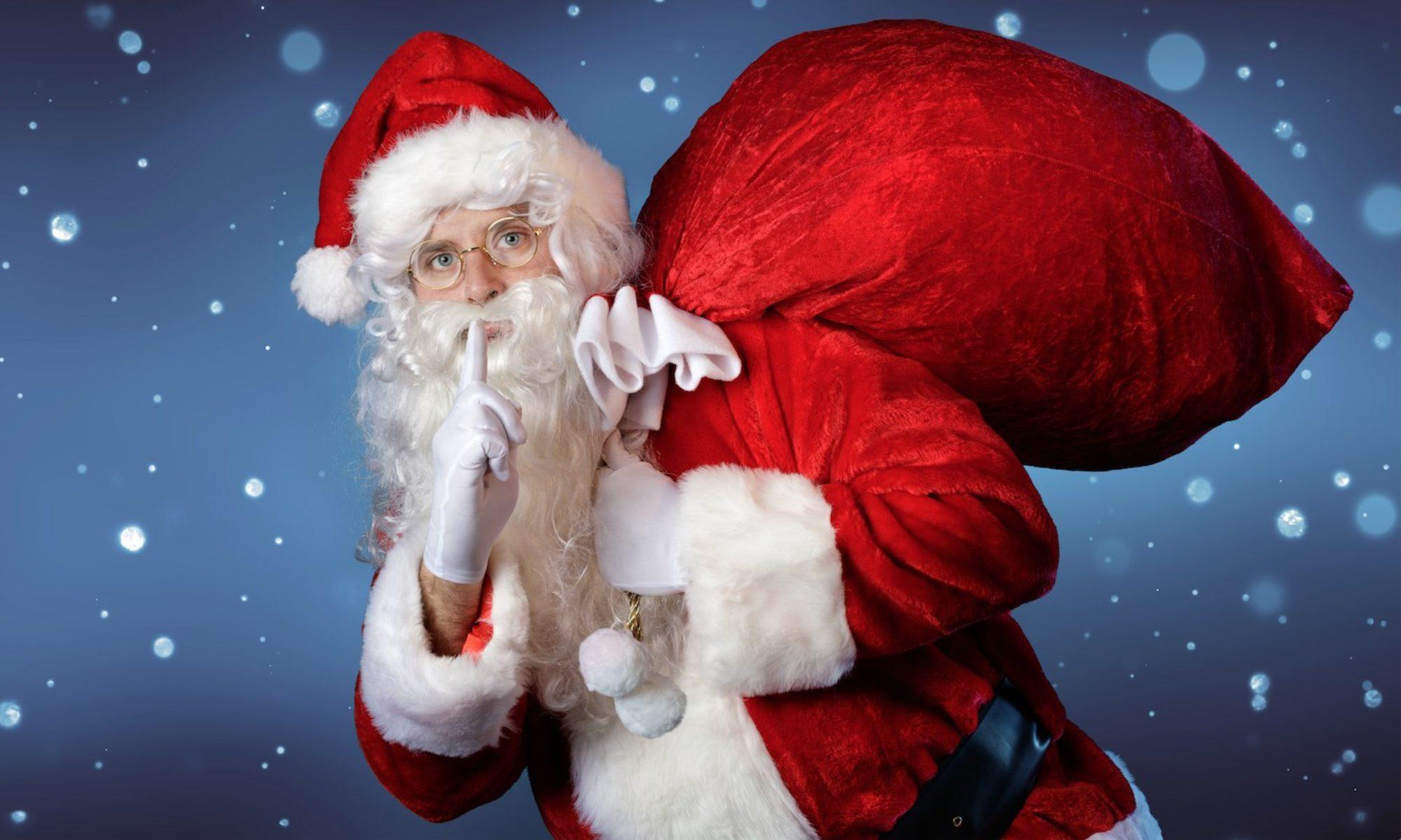 Weihnachtsmann in Berlin, Hamburg & München bestellen
